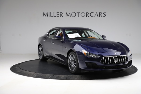 New 2021 Maserati Ghibli S Q4 for sale $86,954 at Rolls-Royce Motor Cars Greenwich in Greenwich CT 06830 11
