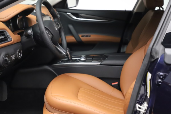 New 2021 Maserati Ghibli S Q4 for sale $86,954 at Rolls-Royce Motor Cars Greenwich in Greenwich CT 06830 13