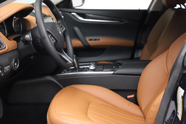 New 2021 Maserati Ghibli S Q4 for sale $86,954 at Rolls-Royce Motor Cars Greenwich in Greenwich CT 06830 14