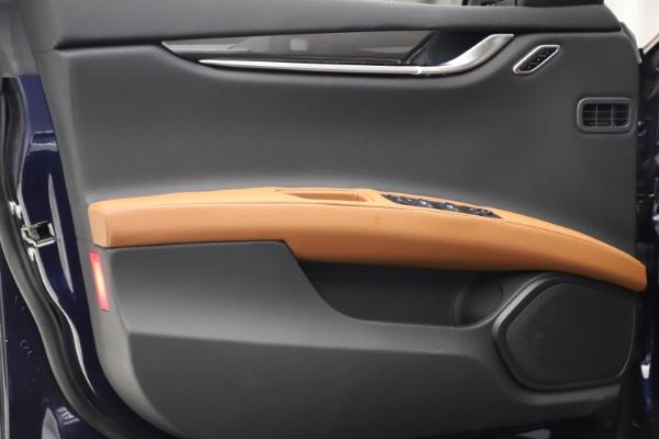 New 2021 Maserati Ghibli S Q4 for sale $86,954 at Rolls-Royce Motor Cars Greenwich in Greenwich CT 06830 16