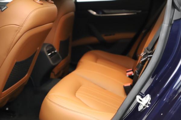New 2021 Maserati Ghibli S Q4 for sale $86,954 at Rolls-Royce Motor Cars Greenwich in Greenwich CT 06830 17