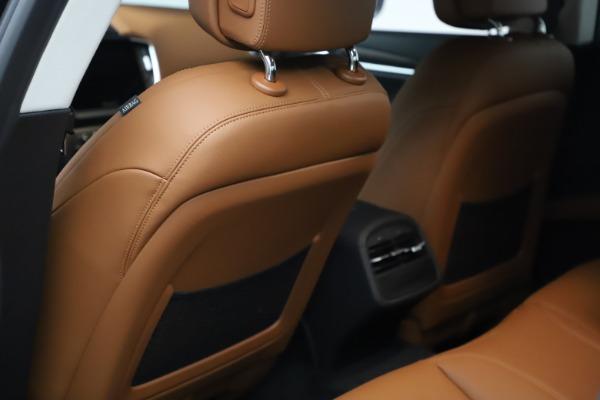 New 2021 Maserati Ghibli S Q4 for sale $86,954 at Rolls-Royce Motor Cars Greenwich in Greenwich CT 06830 18