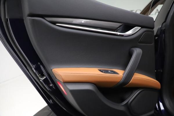 New 2021 Maserati Ghibli S Q4 for sale $86,954 at Rolls-Royce Motor Cars Greenwich in Greenwich CT 06830 19