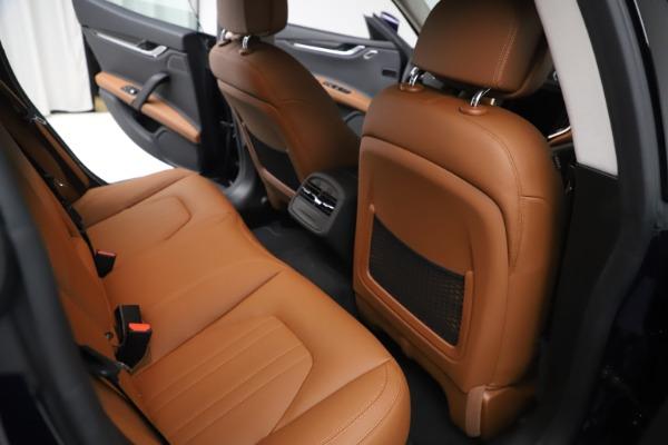 New 2021 Maserati Ghibli S Q4 for sale $86,954 at Rolls-Royce Motor Cars Greenwich in Greenwich CT 06830 20