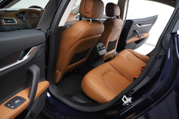 New 2021 Maserati Ghibli S Q4 for sale $86,954 at Rolls-Royce Motor Cars Greenwich in Greenwich CT 06830 21
