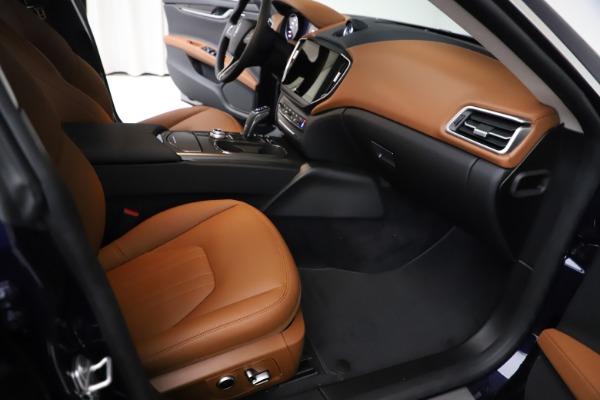 New 2021 Maserati Ghibli S Q4 for sale $86,954 at Rolls-Royce Motor Cars Greenwich in Greenwich CT 06830 22