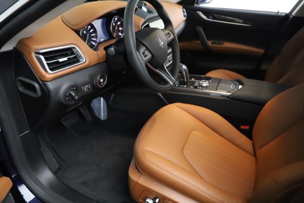 New 2021 Maserati Ghibli S Q4 for sale $86,954 at Rolls-Royce Motor Cars Greenwich in Greenwich CT 06830 23