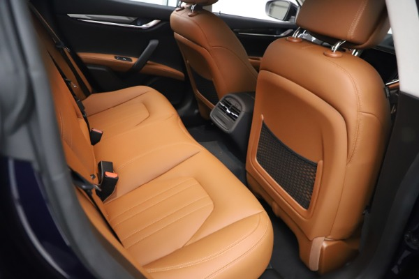 New 2021 Maserati Ghibli S Q4 for sale $86,954 at Rolls-Royce Motor Cars Greenwich in Greenwich CT 06830 24