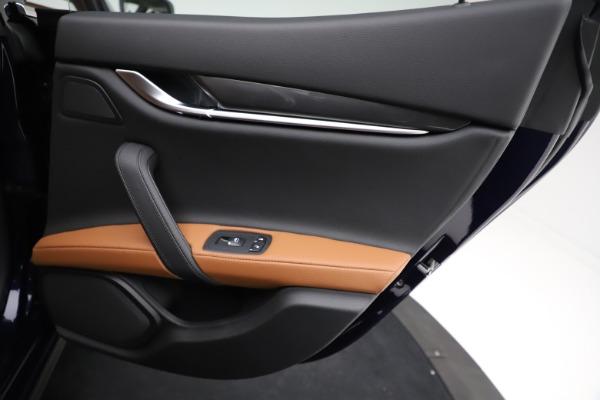 New 2021 Maserati Ghibli S Q4 for sale $86,954 at Rolls-Royce Motor Cars Greenwich in Greenwich CT 06830 25