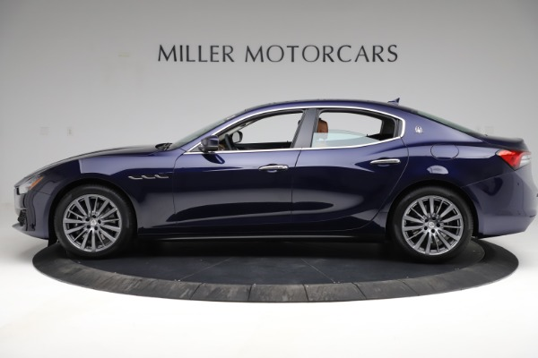 New 2021 Maserati Ghibli S Q4 for sale $86,954 at Rolls-Royce Motor Cars Greenwich in Greenwich CT 06830 3