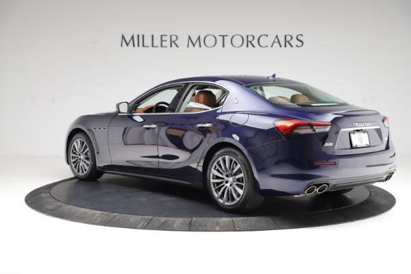 New 2021 Maserati Ghibli S Q4 for sale $86,954 at Rolls-Royce Motor Cars Greenwich in Greenwich CT 06830 4