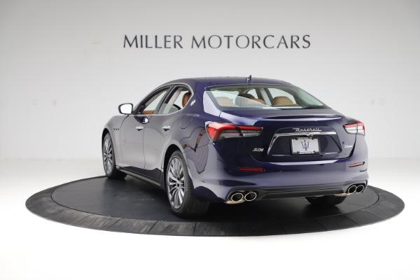 New 2021 Maserati Ghibli S Q4 for sale $86,954 at Rolls-Royce Motor Cars Greenwich in Greenwich CT 06830 5