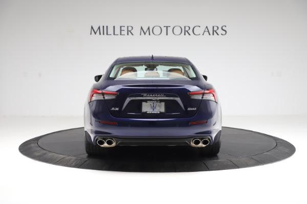 New 2021 Maserati Ghibli S Q4 for sale $86,954 at Rolls-Royce Motor Cars Greenwich in Greenwich CT 06830 6
