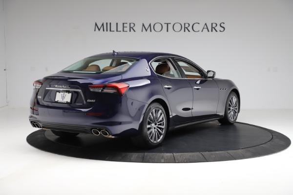 New 2021 Maserati Ghibli S Q4 for sale $86,954 at Rolls-Royce Motor Cars Greenwich in Greenwich CT 06830 7