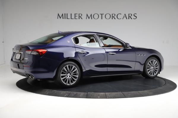 New 2021 Maserati Ghibli S Q4 for sale $86,954 at Rolls-Royce Motor Cars Greenwich in Greenwich CT 06830 8