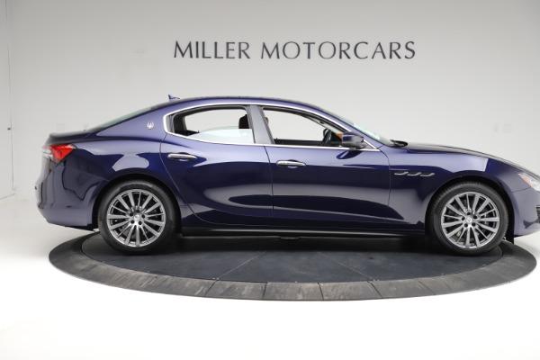 New 2021 Maserati Ghibli S Q4 for sale $86,954 at Rolls-Royce Motor Cars Greenwich in Greenwich CT 06830 9