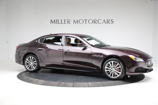 New 2021 Maserati Quattroporte S Q4 for sale $114,149 at Rolls-Royce Motor Cars Greenwich in Greenwich CT 06830 10