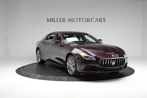 New 2021 Maserati Quattroporte S Q4 for sale $114,149 at Rolls-Royce Motor Cars Greenwich in Greenwich CT 06830 11