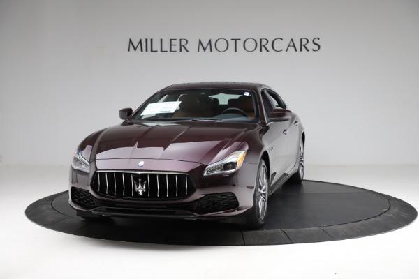 New 2021 Maserati Quattroporte S Q4 for sale $114,149 at Rolls-Royce Motor Cars Greenwich in Greenwich CT 06830 12