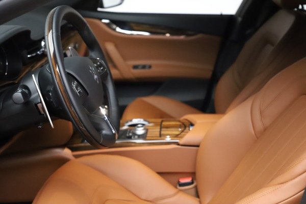 New 2021 Maserati Quattroporte S Q4 for sale $114,149 at Rolls-Royce Motor Cars Greenwich in Greenwich CT 06830 14