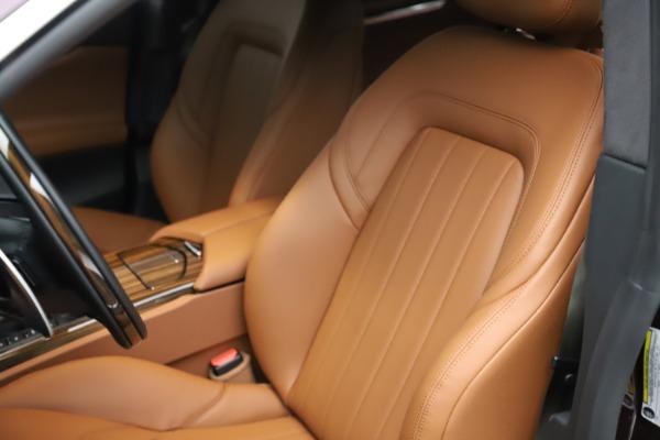 New 2021 Maserati Quattroporte S Q4 for sale $114,149 at Rolls-Royce Motor Cars Greenwich in Greenwich CT 06830 15