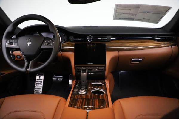New 2021 Maserati Quattroporte S Q4 for sale $114,149 at Rolls-Royce Motor Cars Greenwich in Greenwich CT 06830 16