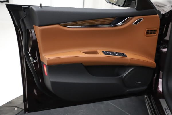 New 2021 Maserati Quattroporte S Q4 for sale $114,149 at Rolls-Royce Motor Cars Greenwich in Greenwich CT 06830 17