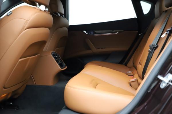 New 2021 Maserati Quattroporte S Q4 for sale $114,149 at Rolls-Royce Motor Cars Greenwich in Greenwich CT 06830 18