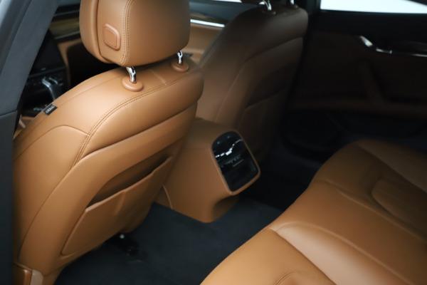 New 2021 Maserati Quattroporte S Q4 for sale $114,149 at Rolls-Royce Motor Cars Greenwich in Greenwich CT 06830 19