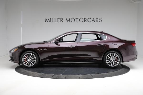 New 2021 Maserati Quattroporte S Q4 for sale $114,149 at Rolls-Royce Motor Cars Greenwich in Greenwich CT 06830 2