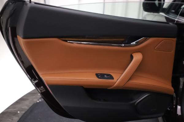 New 2021 Maserati Quattroporte S Q4 for sale $114,149 at Rolls-Royce Motor Cars Greenwich in Greenwich CT 06830 20