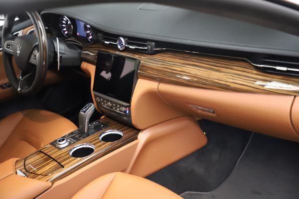 New 2021 Maserati Quattroporte S Q4 for sale $114,149 at Rolls-Royce Motor Cars Greenwich in Greenwich CT 06830 21
