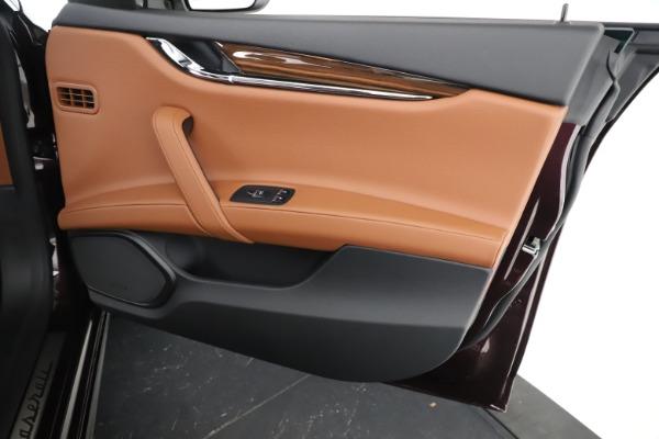 New 2021 Maserati Quattroporte S Q4 for sale $114,149 at Rolls-Royce Motor Cars Greenwich in Greenwich CT 06830 22