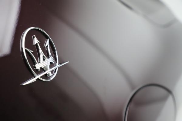 New 2021 Maserati Quattroporte S Q4 for sale $114,149 at Rolls-Royce Motor Cars Greenwich in Greenwich CT 06830 23