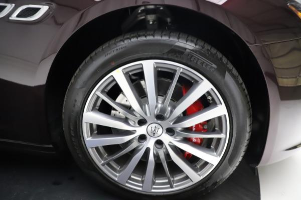 New 2021 Maserati Quattroporte S Q4 for sale $114,149 at Rolls-Royce Motor Cars Greenwich in Greenwich CT 06830 25