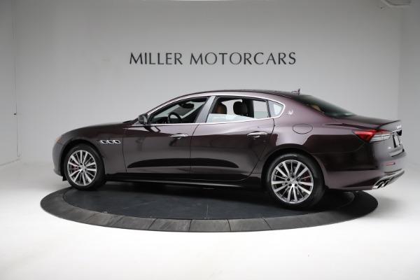 New 2021 Maserati Quattroporte S Q4 for sale $114,149 at Rolls-Royce Motor Cars Greenwich in Greenwich CT 06830 3