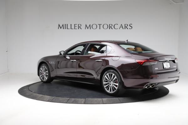 New 2021 Maserati Quattroporte S Q4 for sale $114,149 at Rolls-Royce Motor Cars Greenwich in Greenwich CT 06830 4