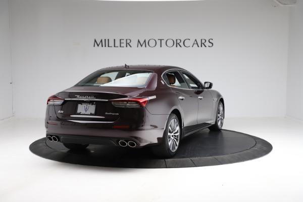 New 2021 Maserati Quattroporte S Q4 for sale $114,149 at Rolls-Royce Motor Cars Greenwich in Greenwich CT 06830 7