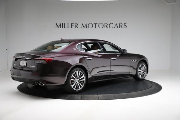 New 2021 Maserati Quattroporte S Q4 for sale $114,149 at Rolls-Royce Motor Cars Greenwich in Greenwich CT 06830 8