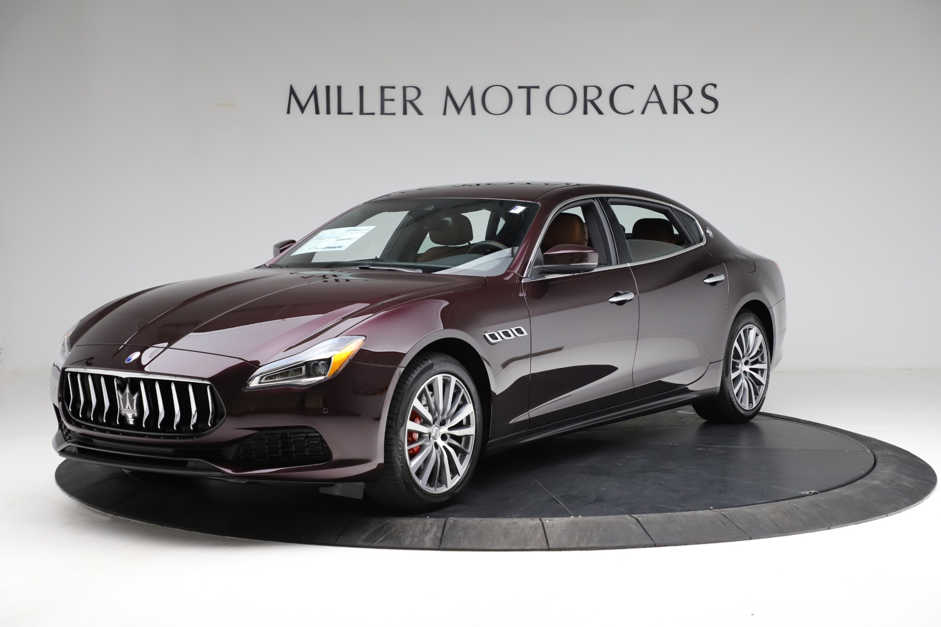New 2021 Maserati Quattroporte S Q4 for sale $114,149 at Rolls-Royce Motor Cars Greenwich in Greenwich CT 06830 1