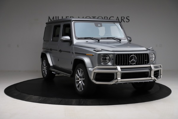 Used 2021 Mercedes-Benz G-Class AMG G 63 for sale $219,900 at Rolls-Royce Motor Cars Greenwich in Greenwich CT 06830 11