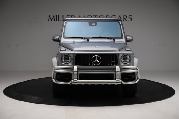 Used 2021 Mercedes-Benz G-Class AMG G 63 for sale $219,900 at Rolls-Royce Motor Cars Greenwich in Greenwich CT 06830 12