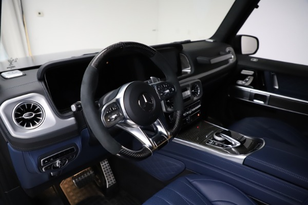 Used 2021 Mercedes-Benz G-Class AMG G 63 for sale $219,900 at Rolls-Royce Motor Cars Greenwich in Greenwich CT 06830 13