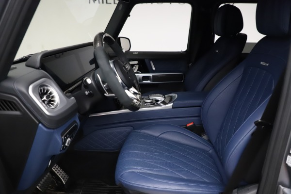 Used 2021 Mercedes-Benz G-Class AMG G 63 for sale $219,900 at Rolls-Royce Motor Cars Greenwich in Greenwich CT 06830 14