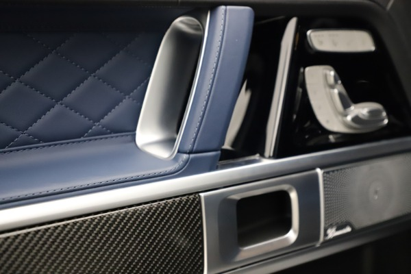 Used 2021 Mercedes-Benz G-Class AMG G 63 for sale $219,900 at Rolls-Royce Motor Cars Greenwich in Greenwich CT 06830 17