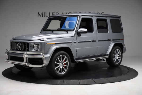 Used 2021 Mercedes-Benz G-Class AMG G 63 for sale $219,900 at Rolls-Royce Motor Cars Greenwich in Greenwich CT 06830 2