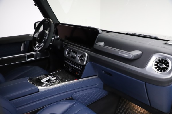 Used 2021 Mercedes-Benz G-Class AMG G 63 for sale $219,900 at Rolls-Royce Motor Cars Greenwich in Greenwich CT 06830 21
