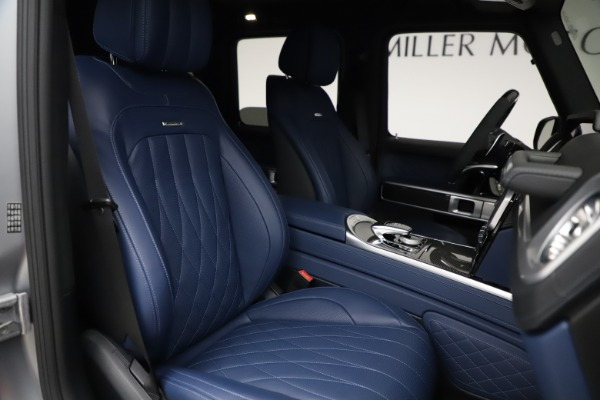 Used 2021 Mercedes-Benz G-Class AMG G 63 for sale $219,900 at Rolls-Royce Motor Cars Greenwich in Greenwich CT 06830 23