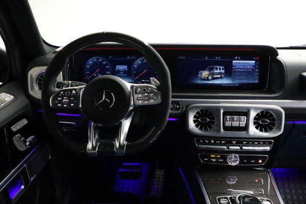 Used 2021 Mercedes-Benz G-Class AMG G 63 for sale $219,900 at Rolls-Royce Motor Cars Greenwich in Greenwich CT 06830 25
