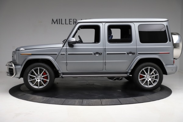 Used 2021 Mercedes-Benz G-Class AMG G 63 for sale $219,900 at Rolls-Royce Motor Cars Greenwich in Greenwich CT 06830 3